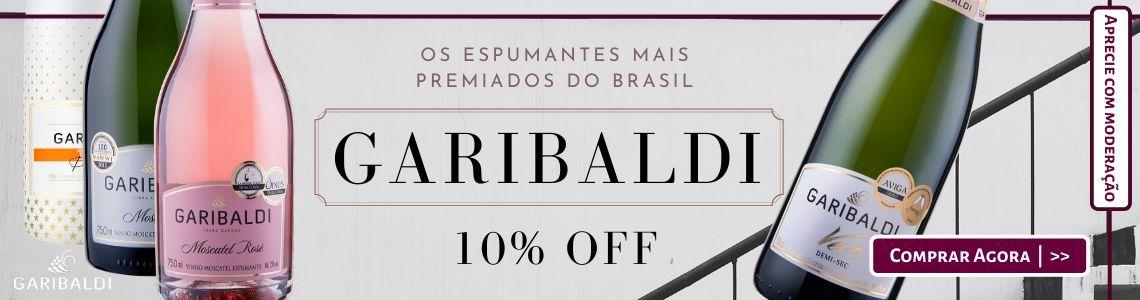 Garibaldi Espumantes 10% Off