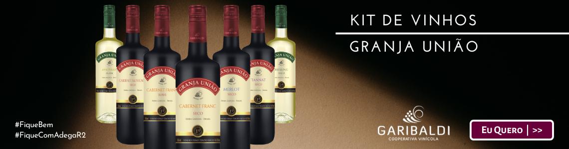 Kit de Vinhos Granja União