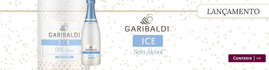 Garibaldi Ice Sem Álcool