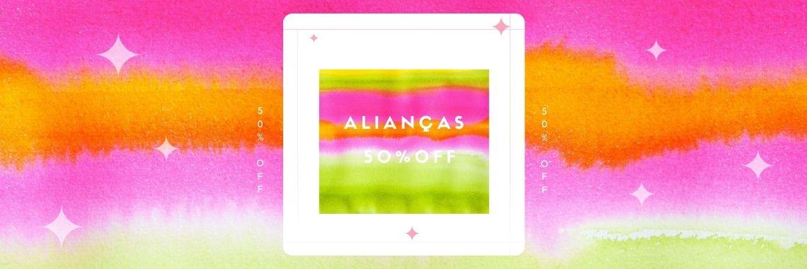ALIANÇA 50%