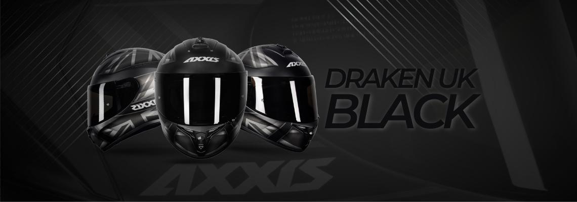 Axxis UK Black