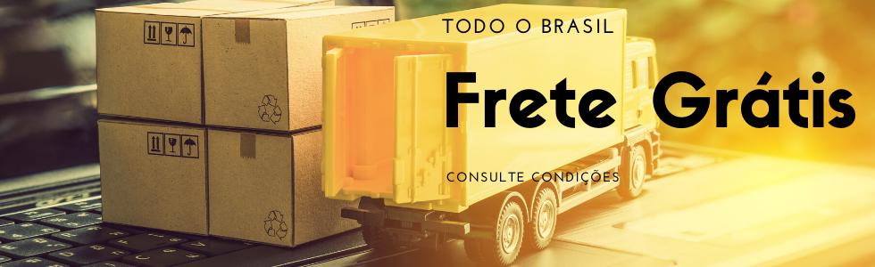 FRETE GRÁTIS TODO BRASIL