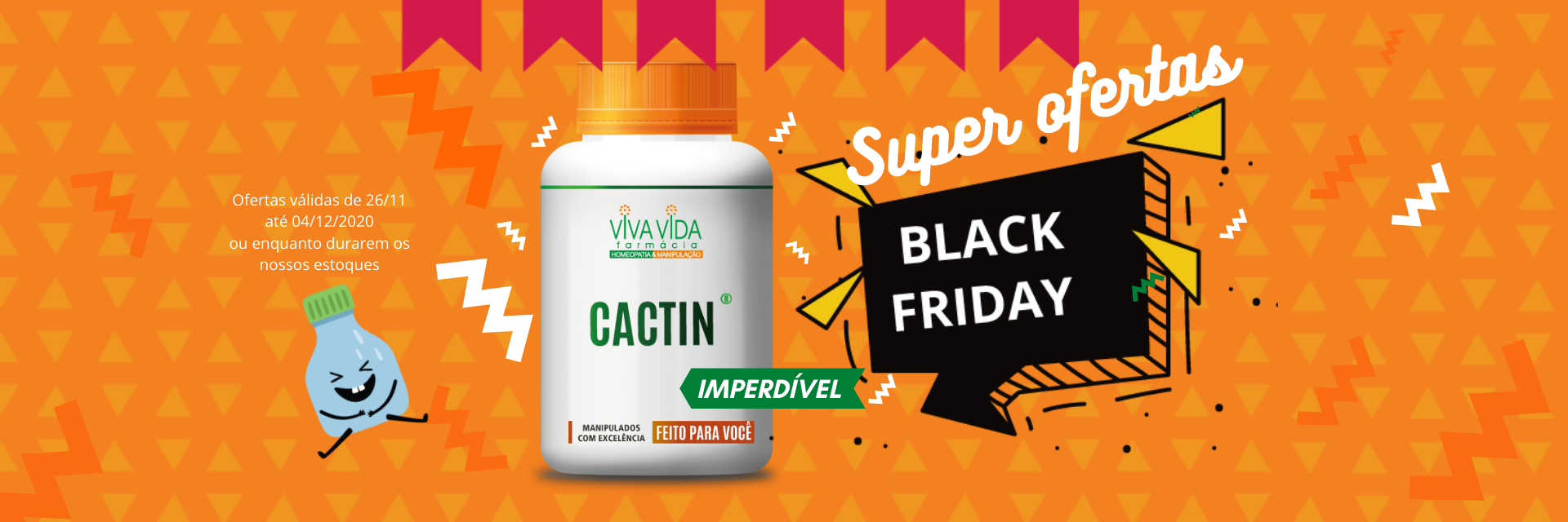 Black Friday Cactin
