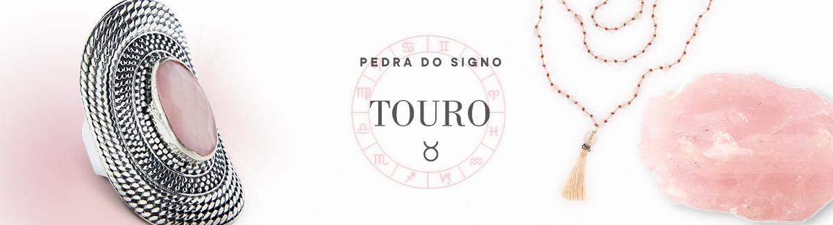 Banner Touro-Quartzo Rosa