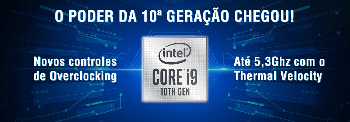 10ª Geração Intel