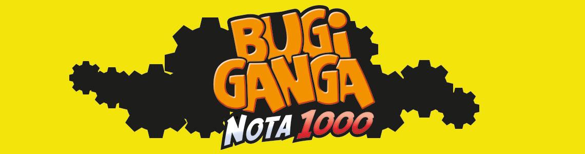 BUGIGANGAS NOTA 1000