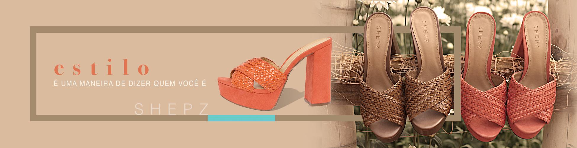 Sandálias Maravilhosas