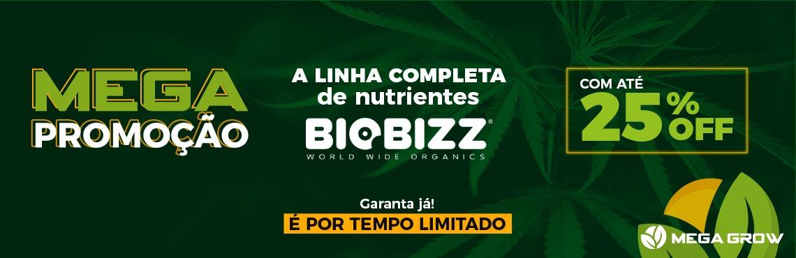 BioBizz promo 25%