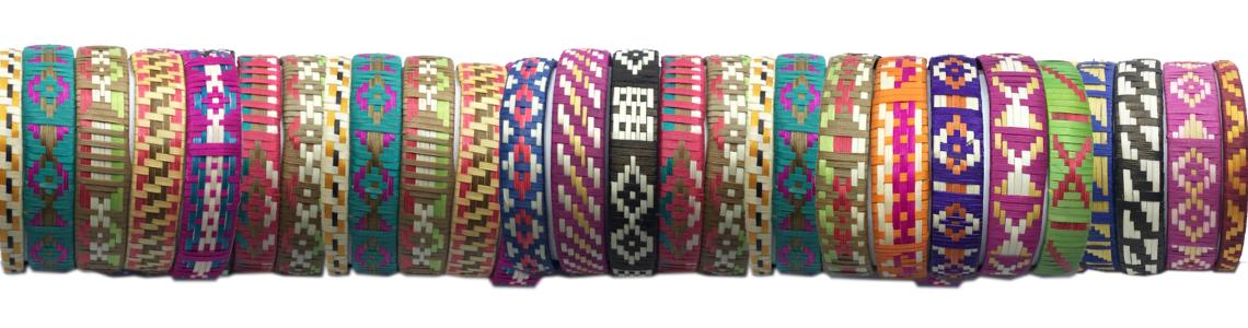 pulseiras buriti colors