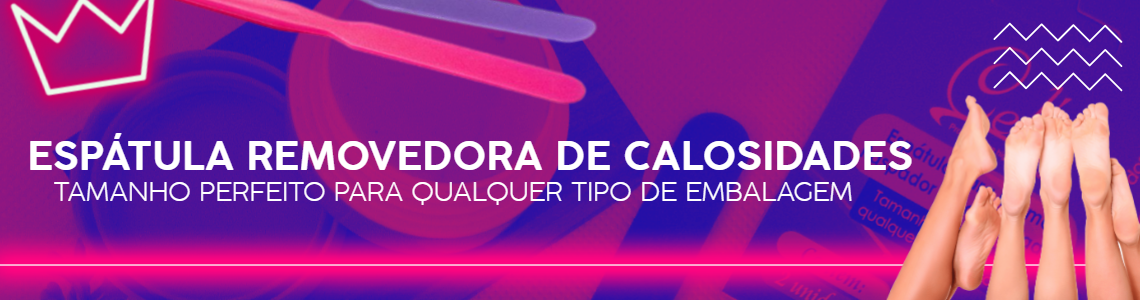 FULL BANNER - ESPÁTULA REMOVEDORA DE CALOSIDADES