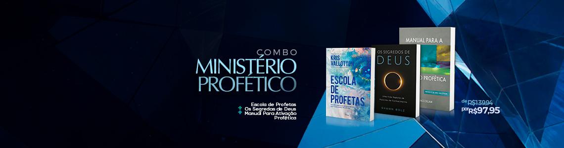 Kit Ministério Profética