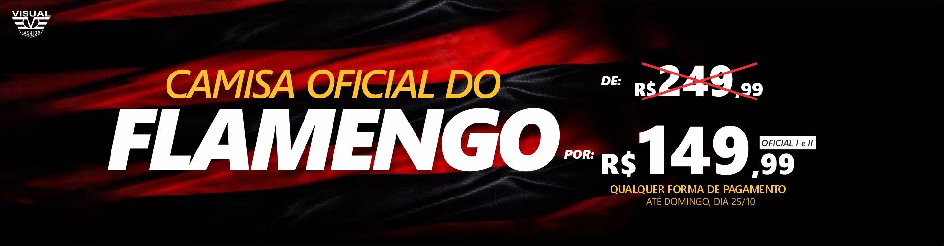 banner flamengo promoção