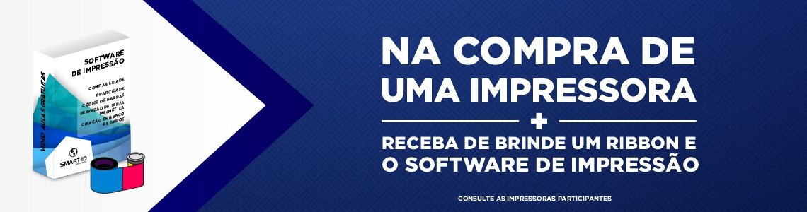 Impressoras + Ribbon + Software