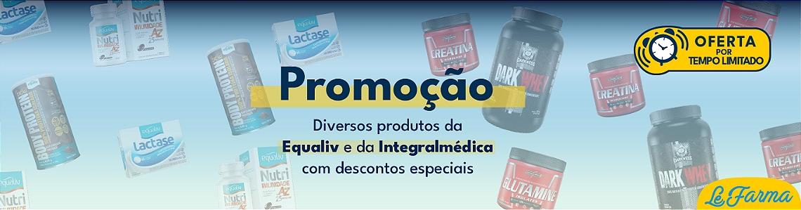 Promoção Equaliv e Integralmédica