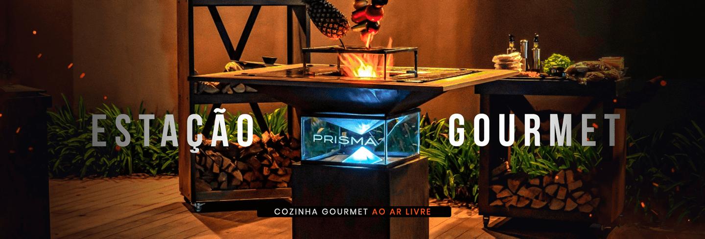 Prisma Grill - Estação Gourmet