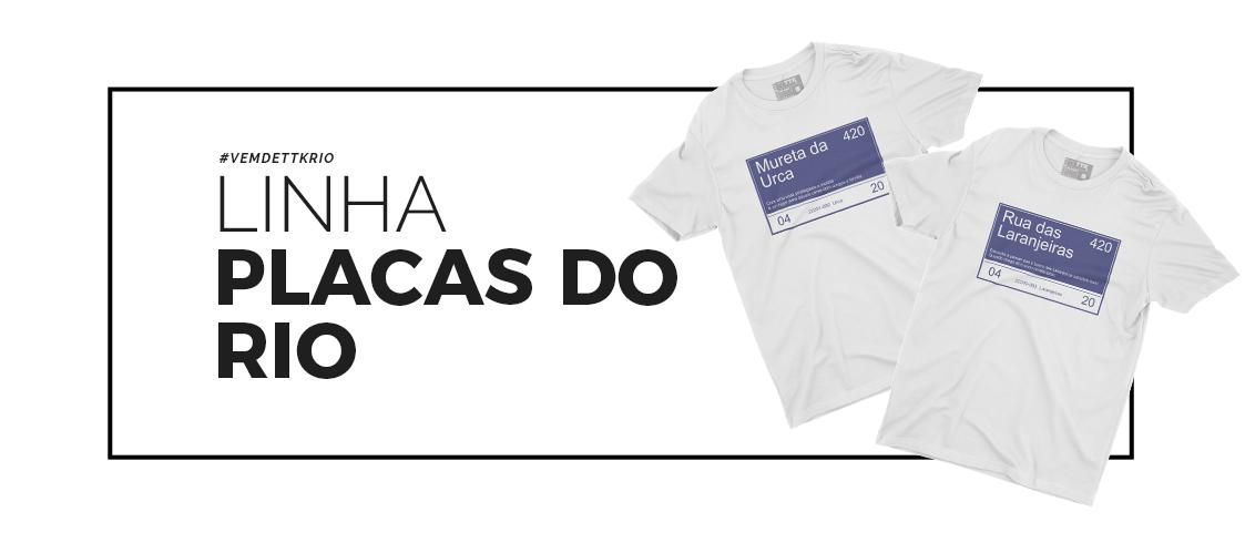 LINHA PLACAS DO RIO