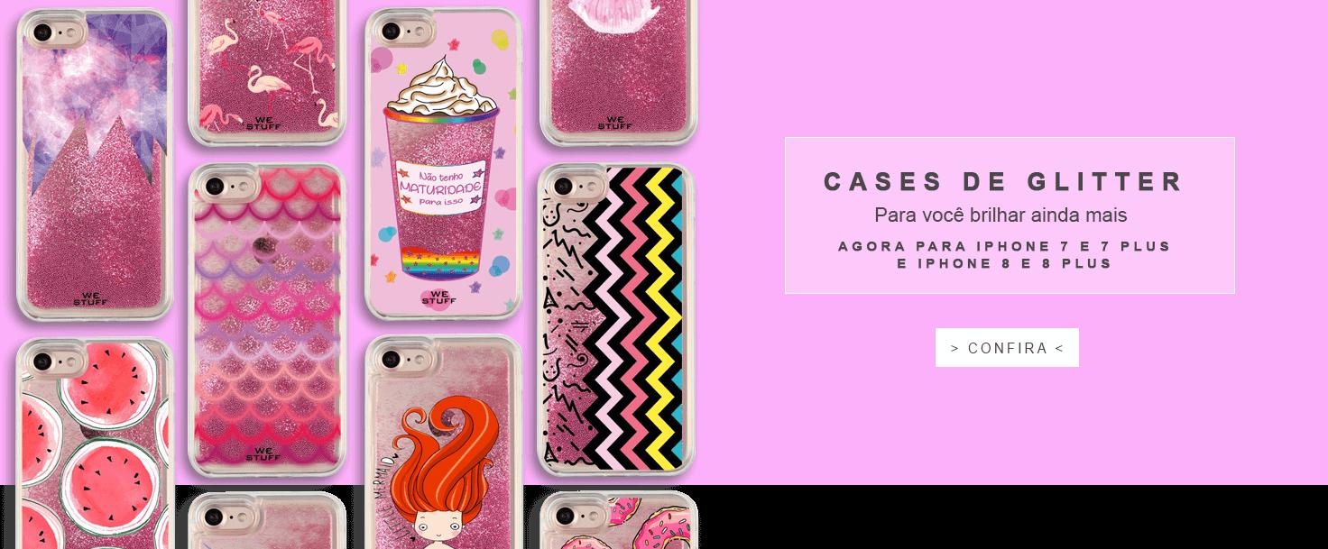 Cases Glitter