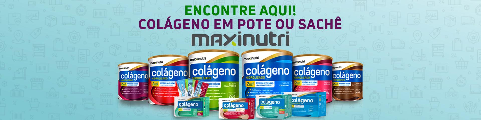 COLAGENOS MAXINUTRI