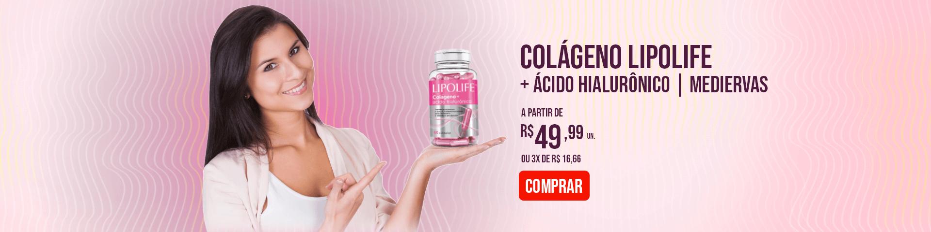 COLÁGENO HIDROLISADO + ÁCIDO HIALURONICO