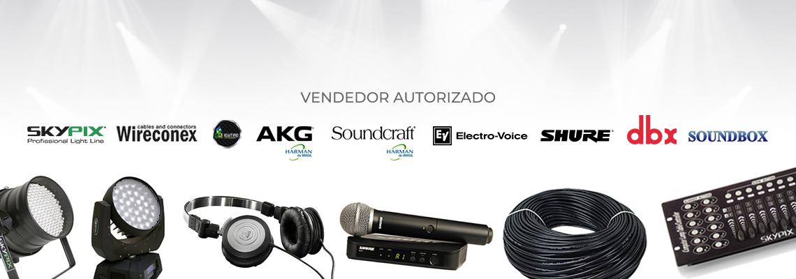 Revendedor Soundcraft