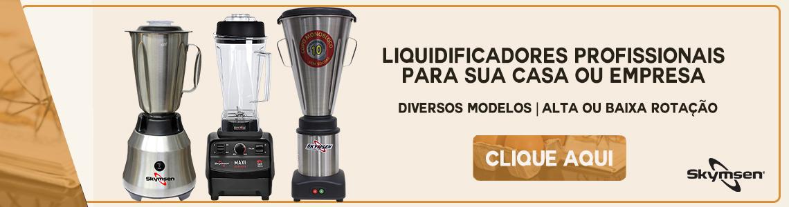 Banner liquidificadores