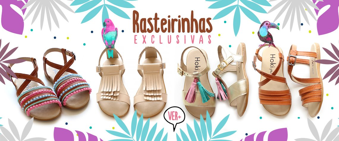 RASTEIRINHAS EXCLUSIVAS