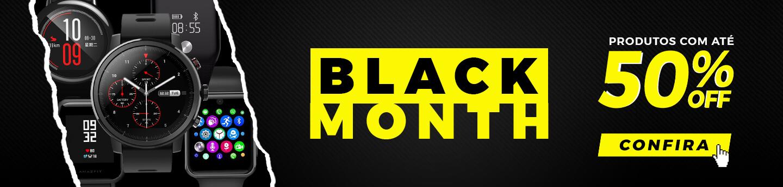 black-month