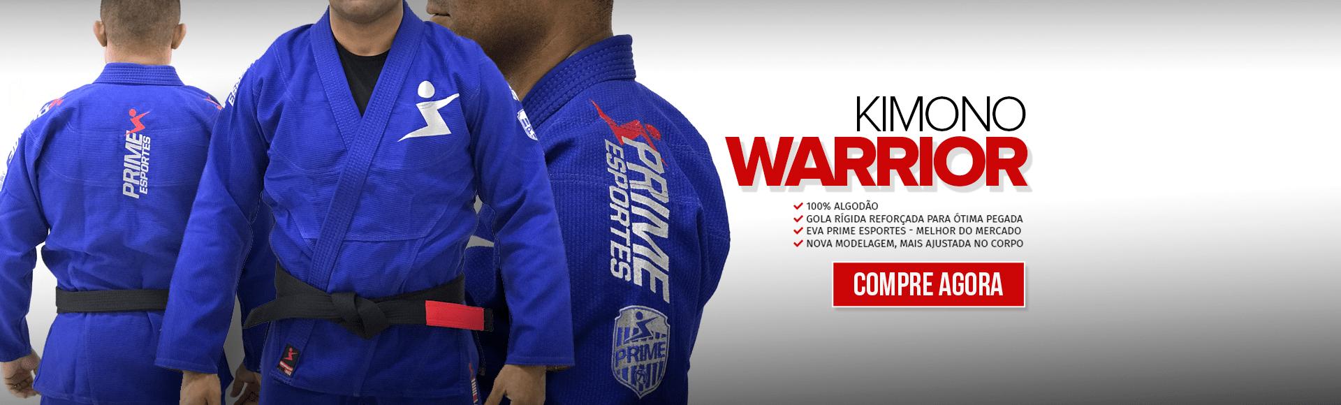 Kimono Prime Warrior