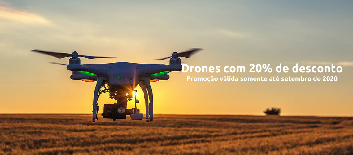 Banner Drone 20% off