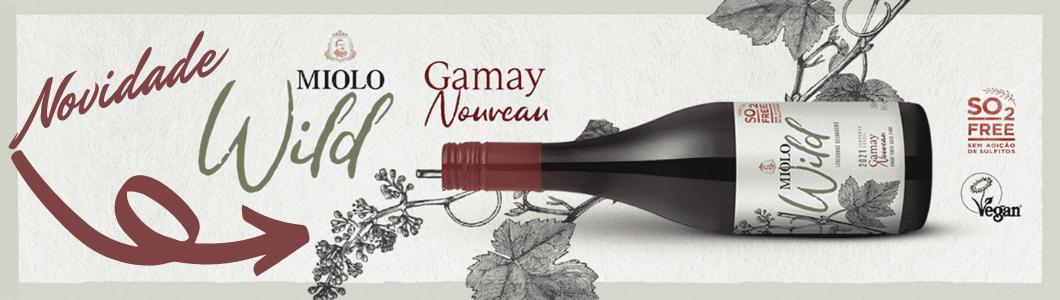 Gamay Wild Nouveau