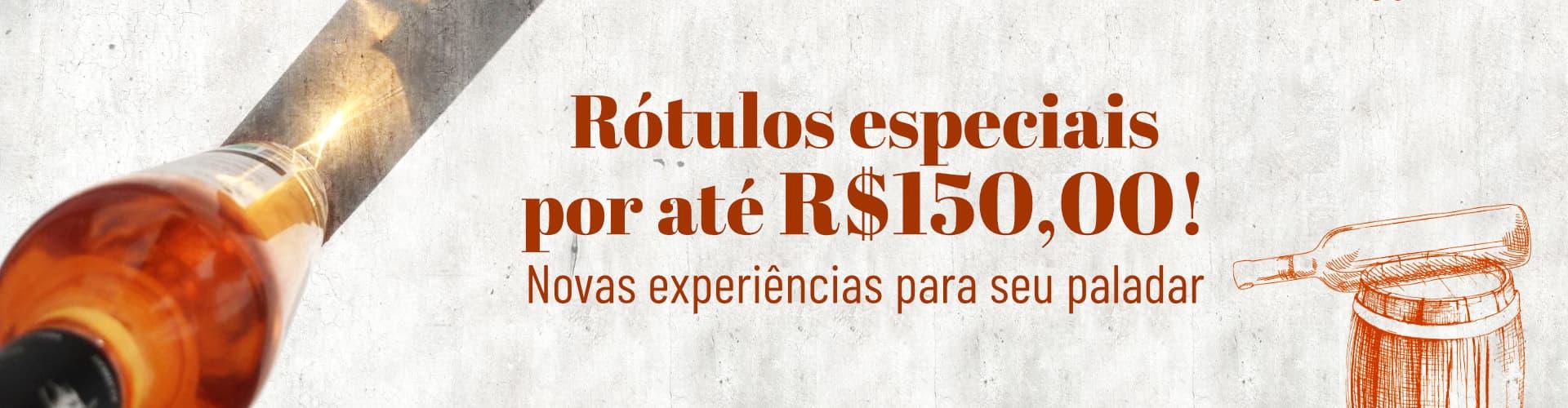 Até 150 reais