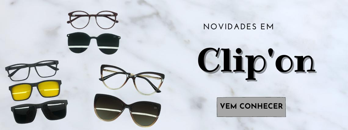 Novos clip on