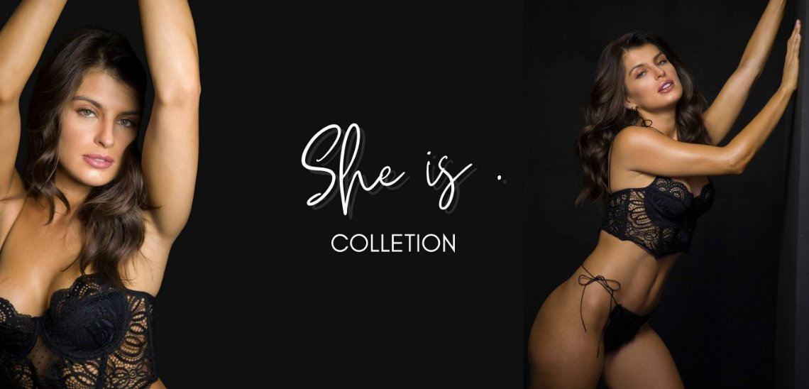 she is