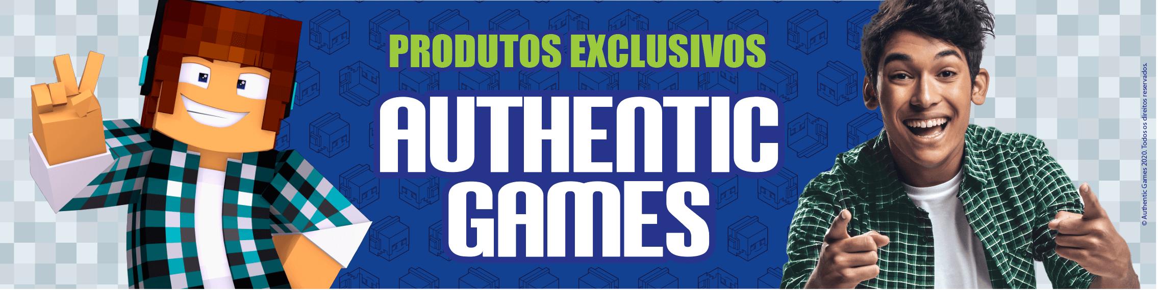 AuthenticGames Categoria