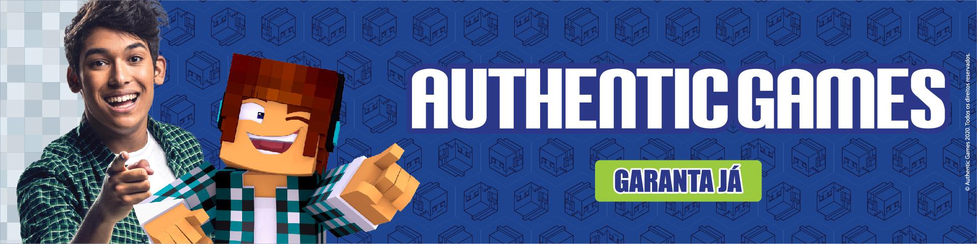 Lançamento AuthenticGames