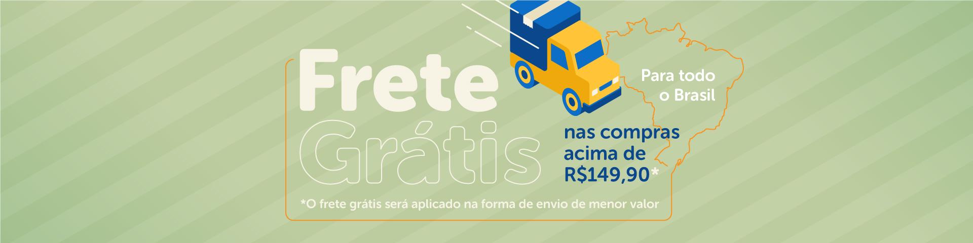 Frete Grátis 149,90