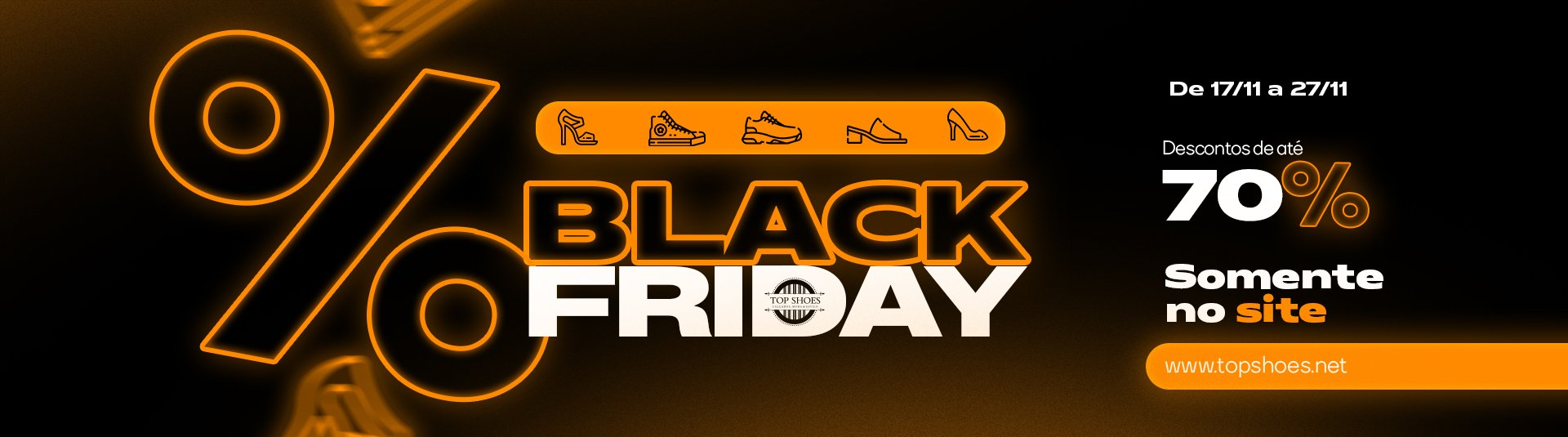 Black Friday Top Shoes