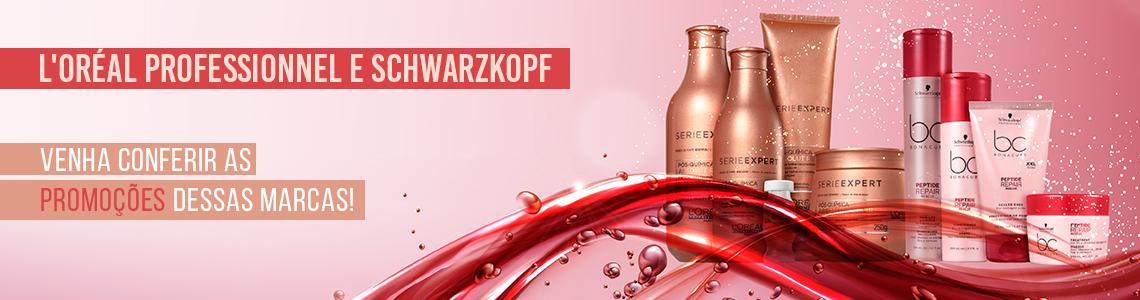 L'Oréal e Schwarzkopf