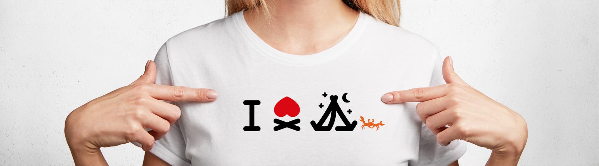 Camisa personaliza love