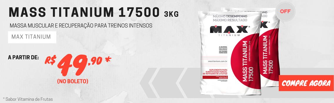Mass Titanium 17500 promo