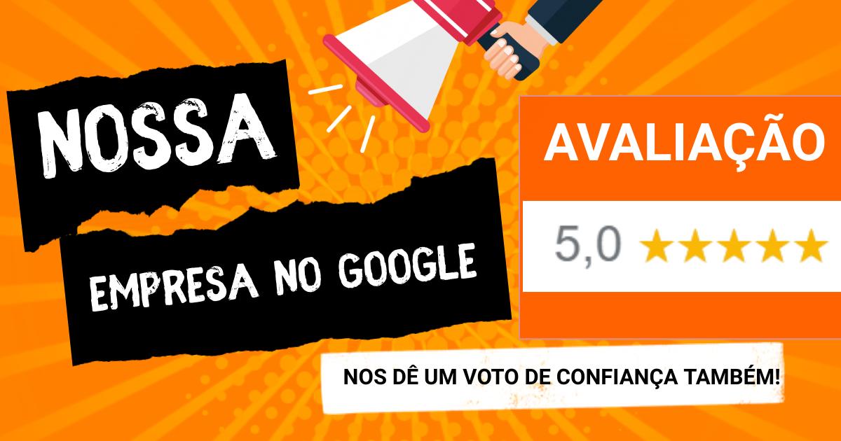 Banner do google