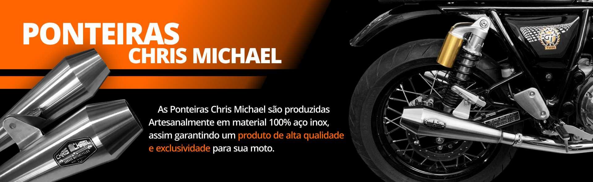 PRODUTO - CHRIS MICHAEL