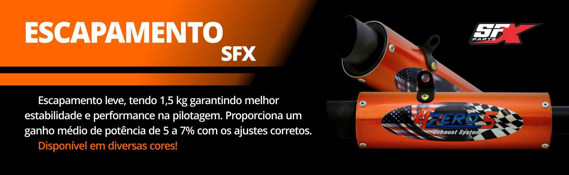 PRODUTO - SFX 2
