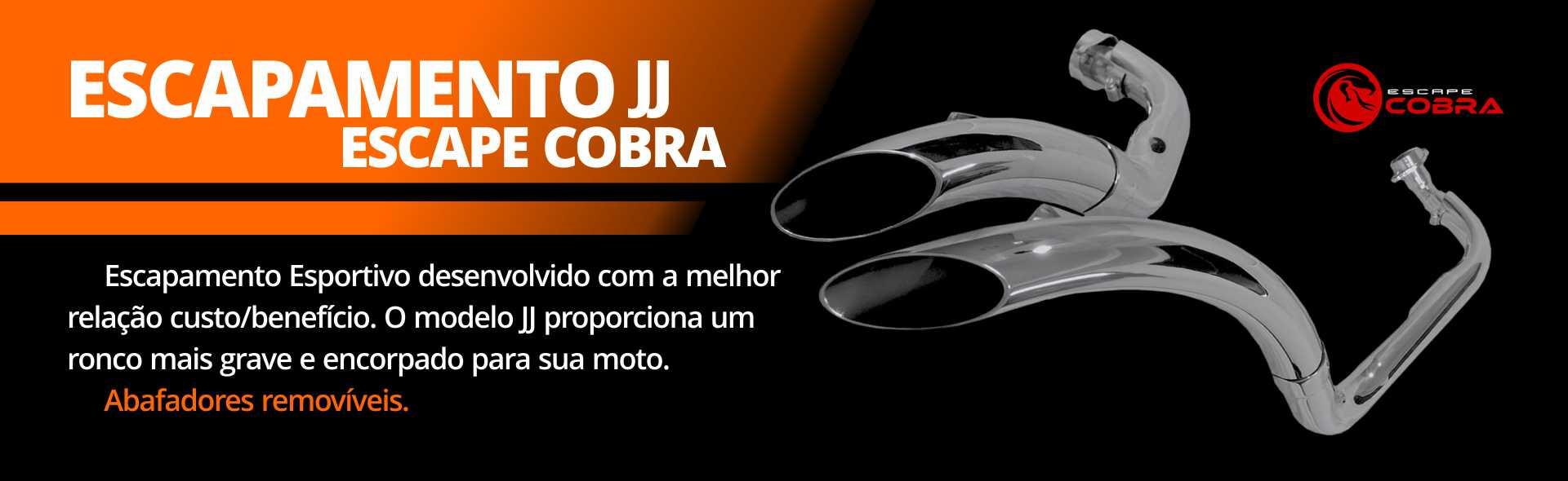 PRODUTO - ESCAPE COBRA