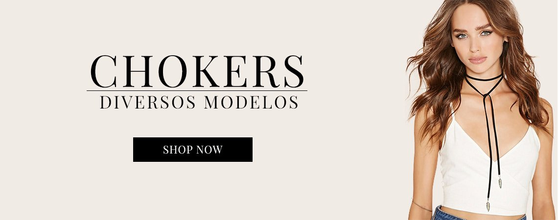 chokers - new collection