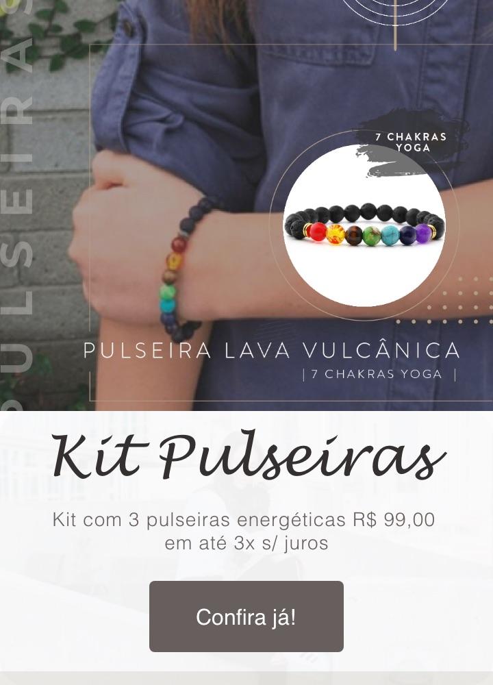 Kit Pulseiras Mobile
