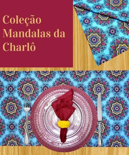 Coleção Mandalas da Charlo - Mobile