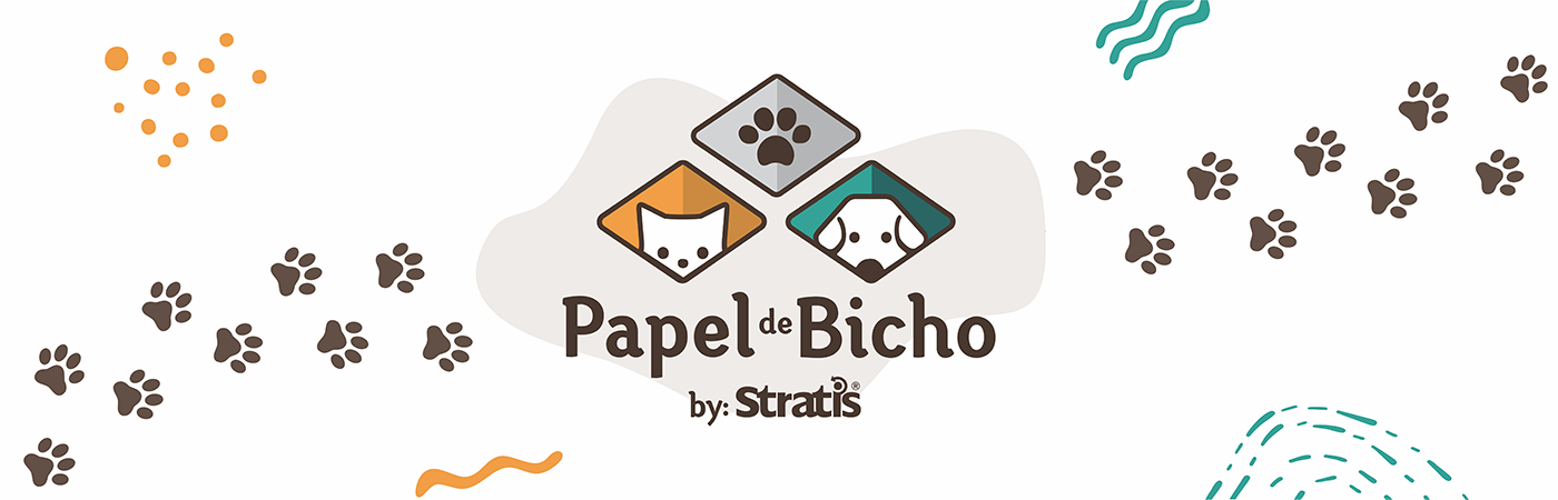 Banner Papel de Bicho