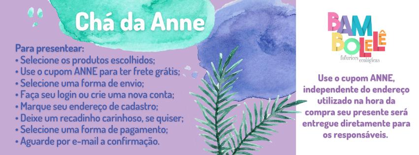 Chá da Anne