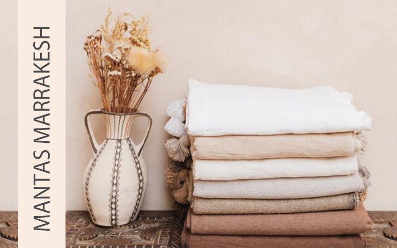 Mantas de Marrakesh página de produtos - Mobile